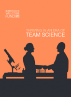Thriving Team Science